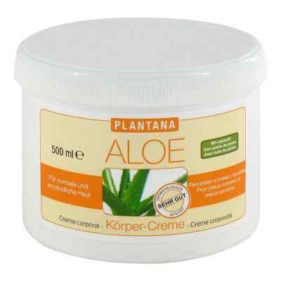 Plantana Aloe Vera Körper Creme  bei apo-discounter.de bestellen
