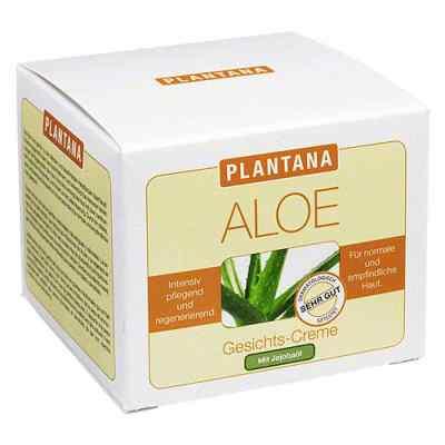 Plantana Aloe Vera Gesichts Creme  bei apo-discounter.de bestellen
