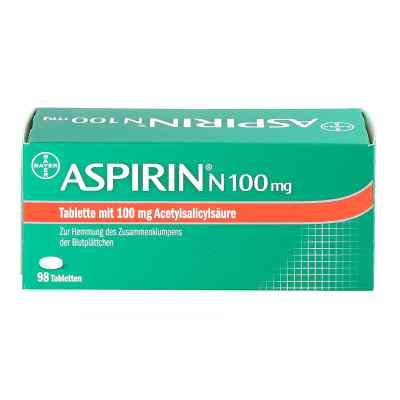 Aspirin N 100mg  bei apo-discounter.de bestellen