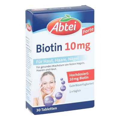 Abtei Biotin 10 mg Tabletten  bei bioapotheke.de bestellen