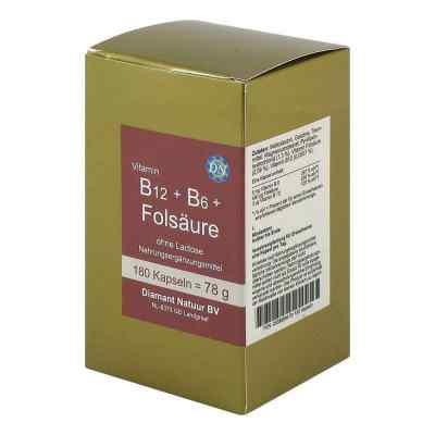 B12 + B6 + Folsäure ohne Lactose Kapseln  bei apo-discounter.de bestellen