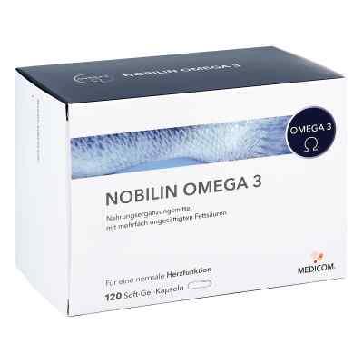 Nobilin Omega 3 Kapseln