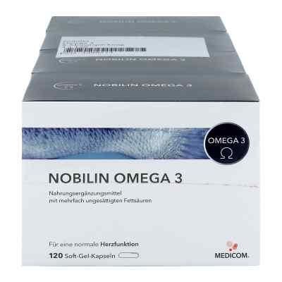 Nobilin Omega 3 Kapseln  bei apo-discounter.de bestellen