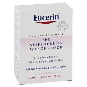 Eucerin pH5 Seifenfreies Waschstück  bei apo-discounter.de bestellen
