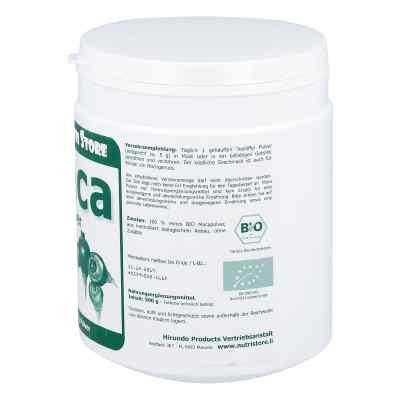 Maca 100% Pur Bio Pulver  bei apo-discounter.de bestellen
