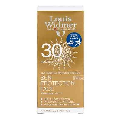 Widmer Sun Protection Face Creme 30 unparfümiert  bei apo-discounter.de bestellen