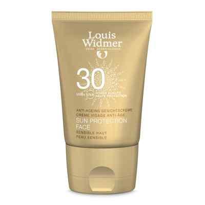 Widmer Sun Protection Face Creme 30 leicht parfüm  bei apo-discounter.de bestellen