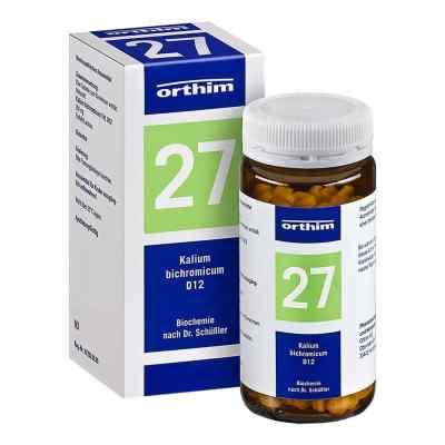 Biochemie Orthim 27 Kalium bichromicum D12 Tabletten  bei apo-discounter.de bestellen