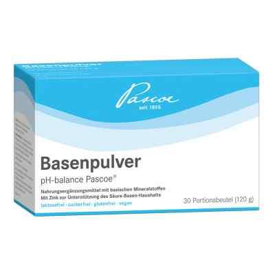 Basenpulver pH balance Pascoe  bei apo-discounter.de bestellen