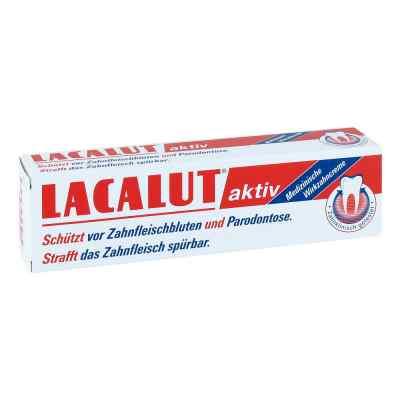 Lacalut aktiv Zahncreme  bei apo-discounter.de bestellen
