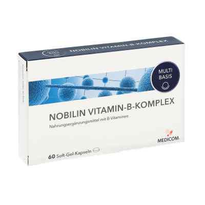 Nobilin Vitamin B Komplex Kapseln