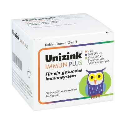 Unizink Immun Plus Kapseln  bei apo-discounter.de bestellen