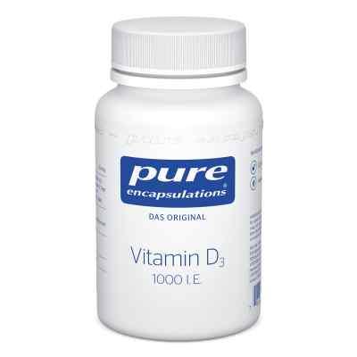 Pure Encapsulations Vitamin D3 1000 I.e. Kapseln  bei apo-discounter.de bestellen