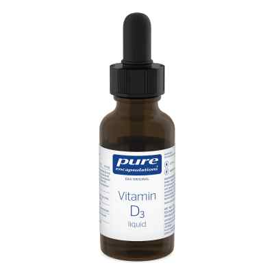 Pure Encapsulations Vitamin D3 Liquid  bei apo-discounter.de bestellen