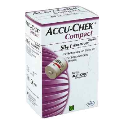 Accu Chek Compact Teststreifen  bei apo-discounter.de bestellen