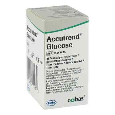 Accutrend Glucose Teststreifen  bei apo-discounter.de bestellen