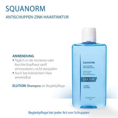 Ducray Squanorm Anti Schuppen Zink Haartinktur  bei apo-discounter.de bestellen