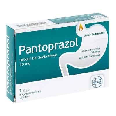 Pantoprazol HEXAL bei Sodbrennen 20mg  bei apo-discounter.de bestellen