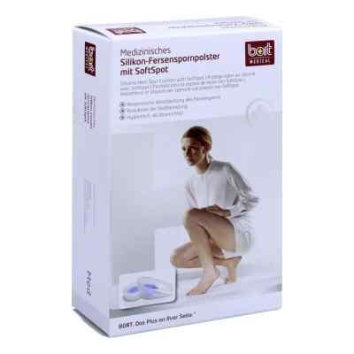 Bort Silikon Fersenspornpolster mit SoftSpot medium  bei apo-discounter.de bestellen