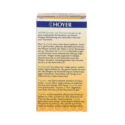 Hoyer Fenchel+thymian Honigsirup  bei apo-discounter.de bestellen