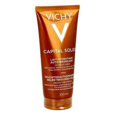 Vichy Capital Soleil Selbstbr.milch Ges.u.körper
