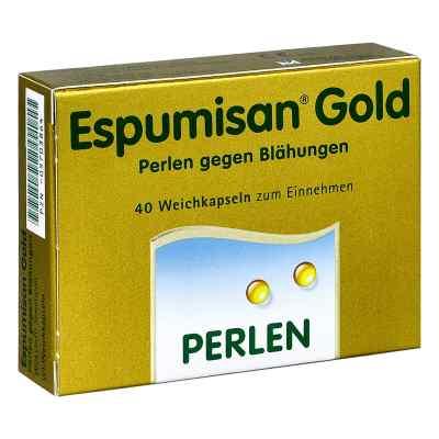 Espumisan Gold Perlen gegen Blähungen  bei apo-discounter.de bestellen