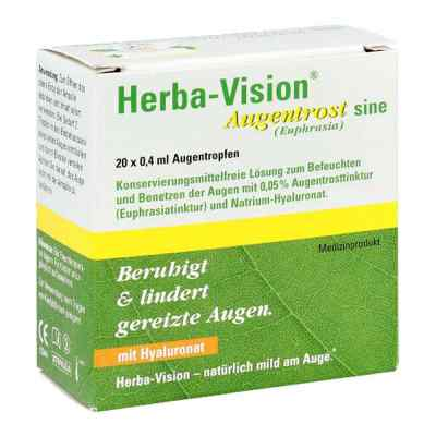 Herba-vision Augentrost sine Augentropfen  bei apo-discounter.de bestellen