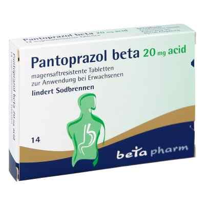Pantoprazol beta 20mg acid  bei apo-discounter.de bestellen
