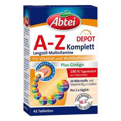 Abtei A-z Complete Tabletten  bei apo-discounter.de bestellen