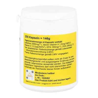 Lebertran Kapseln 500 mg  bei apo-discounter.de bestellen