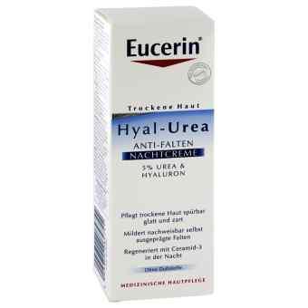 Eucerin Th Hyal Urea Anti Falten Nachtcreme  bei apo-discounter.de bestellen