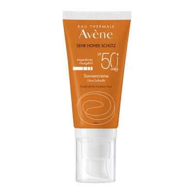 Avene Sunsitive Sonnencreme Spf 50+ ohne Duftst.