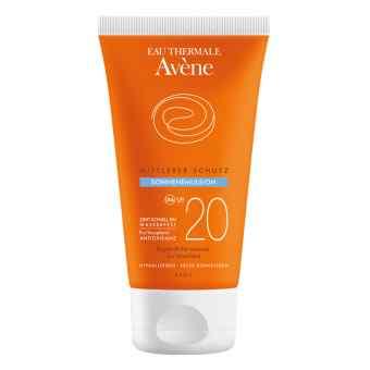 Avene Sunsitive Sonnenemulsion Spf 20
