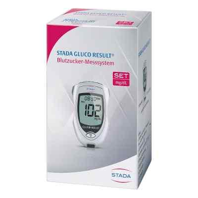 Stada Gluco Result Blutzuckermessgerät mg/dl  bei bioapotheke.de bestellen