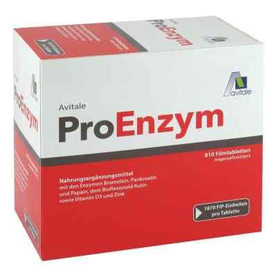 Proenzym magensaftresistente Tabletten  bei apo-discounter.de bestellen