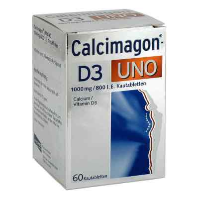 Calcimagon-D3 UNO 1000mg/800 internationale Einheiten  bei apo-discounter.de bestellen