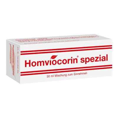 Homviocorin Spezial Tropfen zum Einnehmen