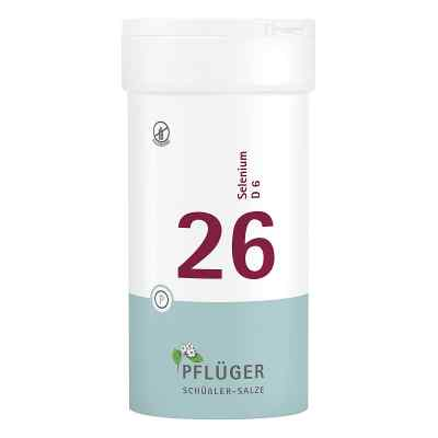 Biochemie Pflüger 26 Selenium D 6 Tabletten  bei apo-discounter.de bestellen