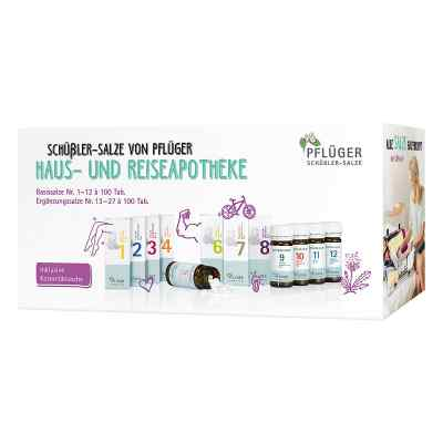 Biochemie Pflüger Komplett Set 1-27  bei apo-discounter.de bestellen