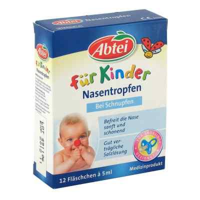 Abtei Nasentropfen für Kinder