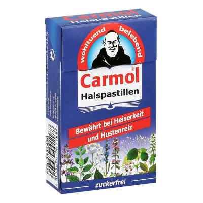 Carmol Halspastillen  bei apo-discounter.de bestellen