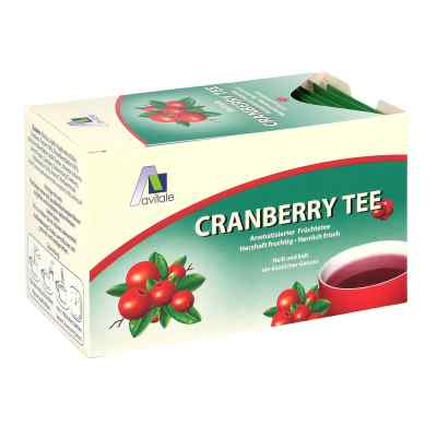 Cranberry Tee Filterbeutel  bei apo-discounter.de bestellen