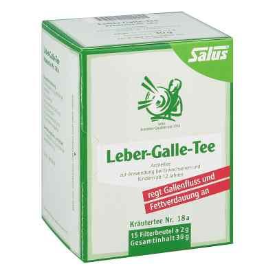 Leber Galle-tee Kräutertee Nummer 1 8a Salus Filterb.  bei apo-discounter.de bestellen