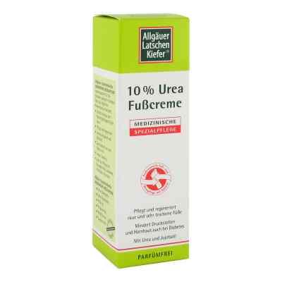Allgäuer Latschenk. 10% Urea Fusscreme  bei apo-discounter.de bestellen