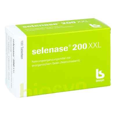 Selenase 200 Xxl Tabletten  bei bioapotheke.de bestellen