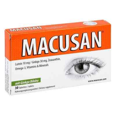 Macusan Tabletten  bei apo-discounter.de bestellen