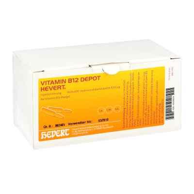 Vitamin B12 Depot Hevert Ampullen  bei apo-discounter.de bestellen