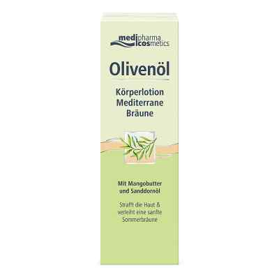 Olivenöl Körperlotion Mediterrane Bräune  bei apo-discounter.de bestellen