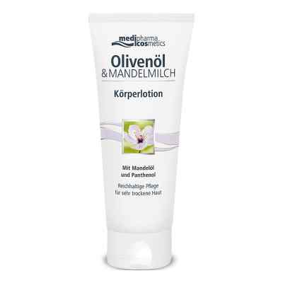 Oliven-mandelmilch Körperlotion  bei bioapotheke.de bestellen