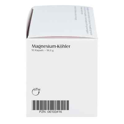 Magnesium Köhler Kapseln  bei apo-discounter.de bestellen